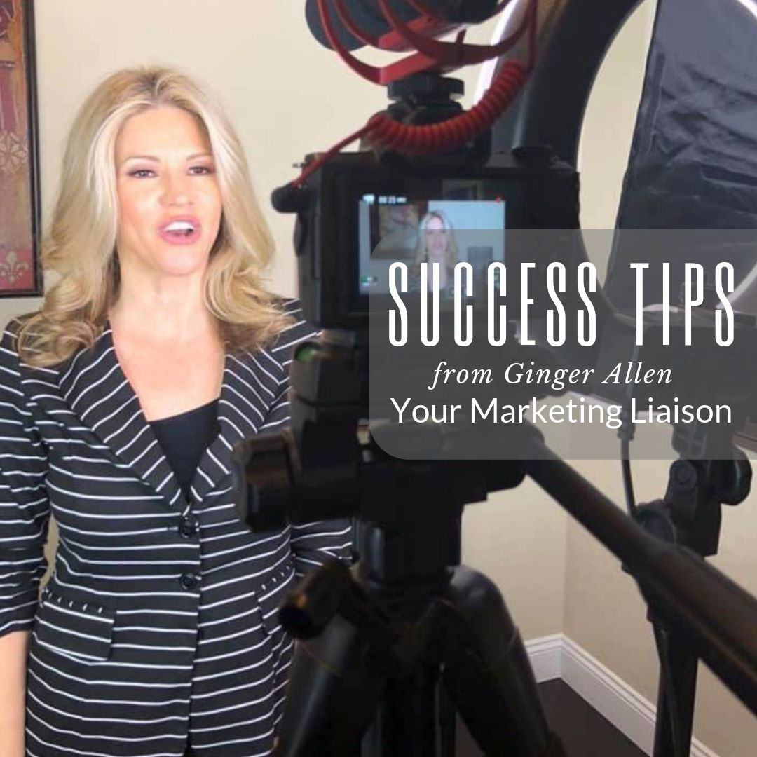 Ginger Allen Success Tips, Success And Mindset