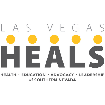 Logo for Las Vegas Heals