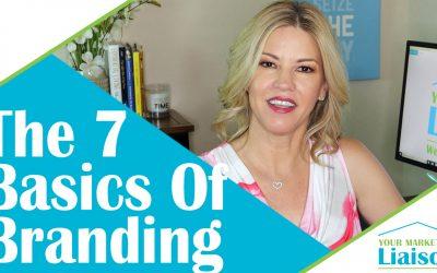 The 7 Basics Of Branding