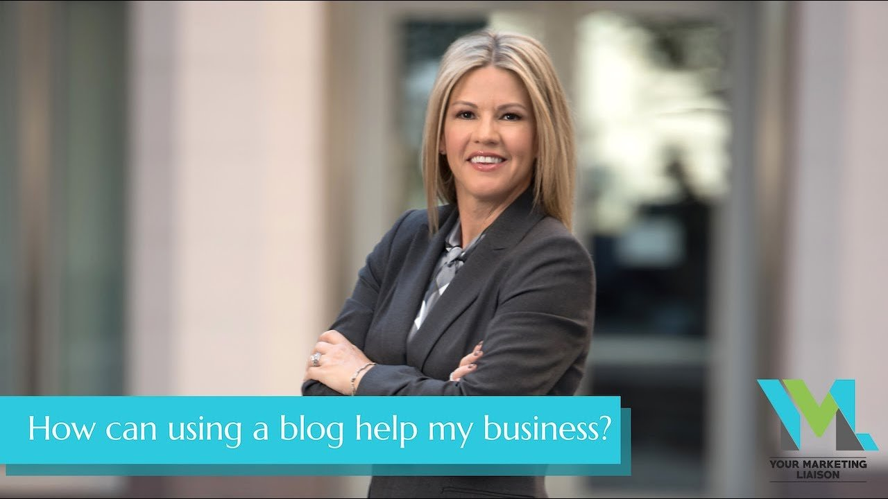 How Can Using a Blog Help My Business?