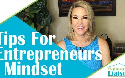 Mindset – Success Tips for Entrepreneurs (ep 01)
