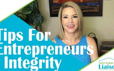 Integrity – Success Tips for Entrepreneurs (ep 03)