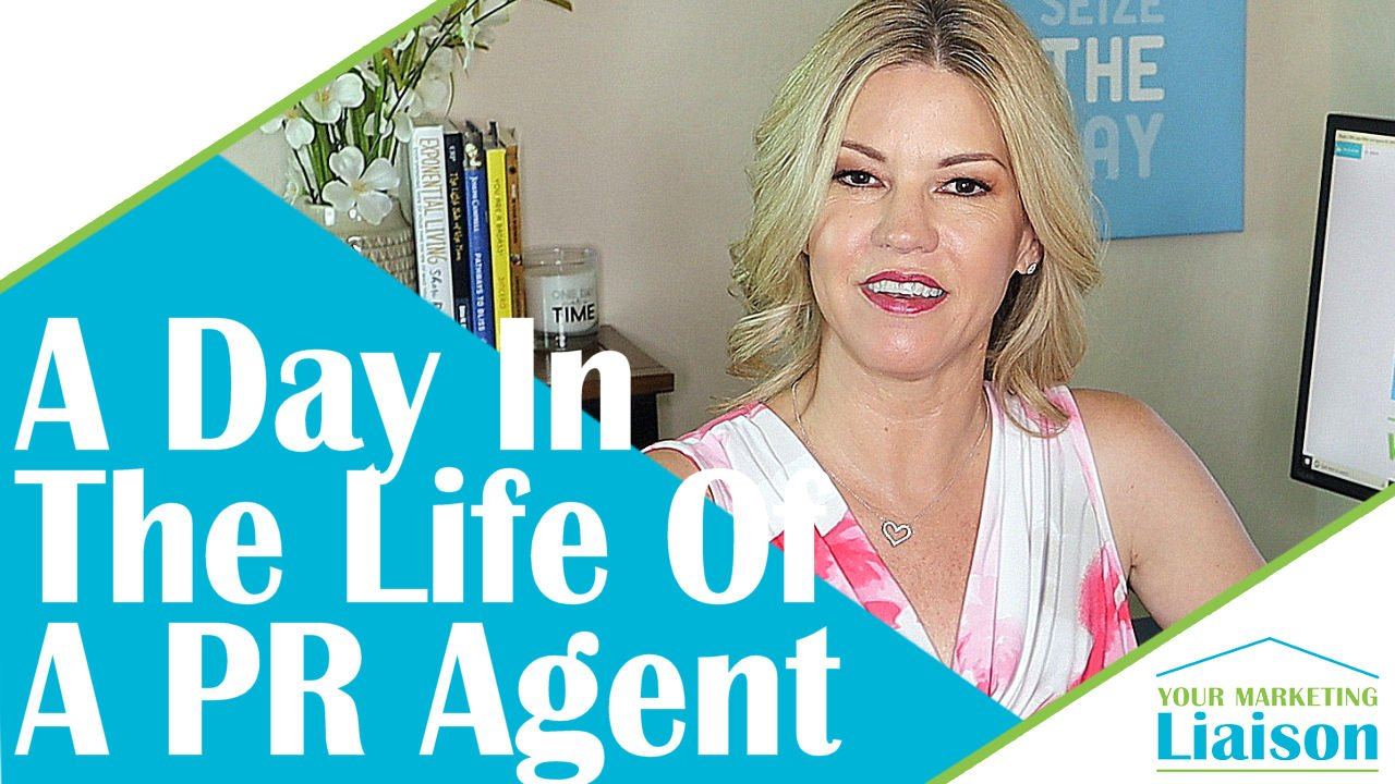 A Day In The Life Of A PR Agent