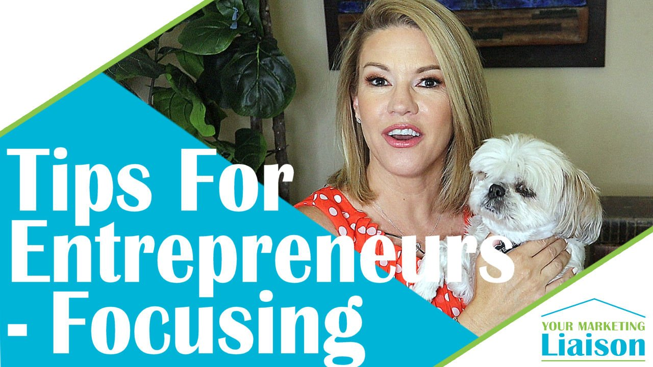 Focusing – Success Tips for Entrepreneurs (ep 08)