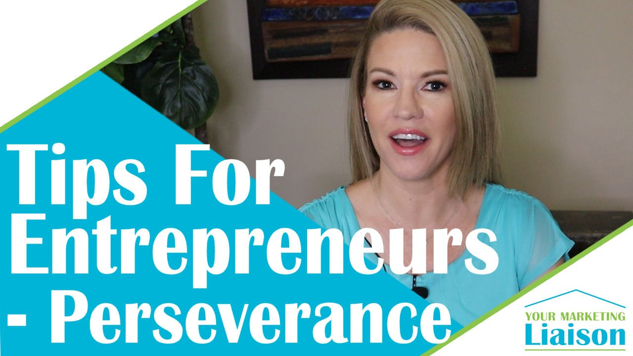 Perseverance – Success Tips for Entrepreneurs (ep 06)